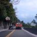 【衝撃動画】ドライブレコーダーが撮った!落石の瞬間