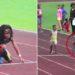 まるでソニック!100mを13.48秒で走る少年(7歳)がスゴい!!